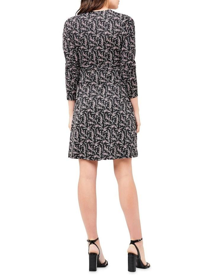 Blossom Wrap Dress image 3