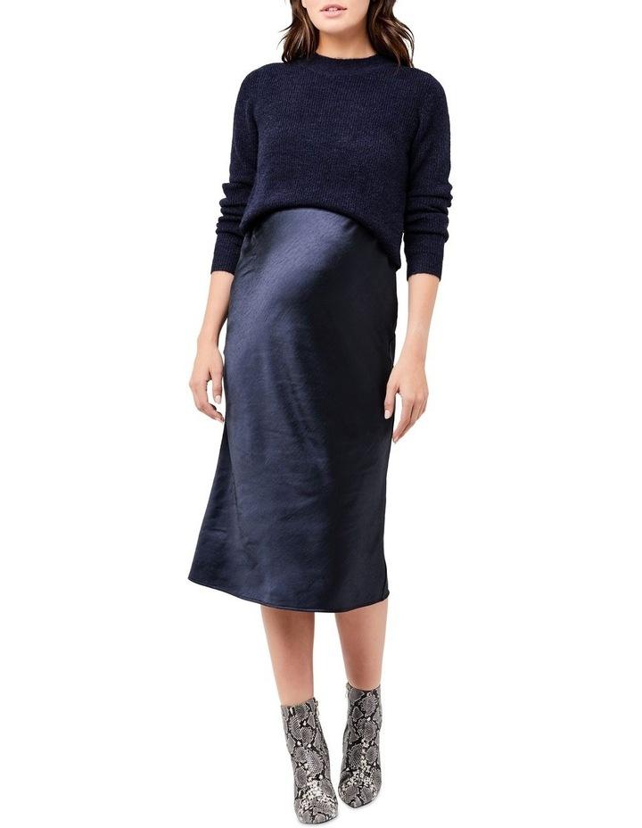 Lexie Satin Skirt image 1