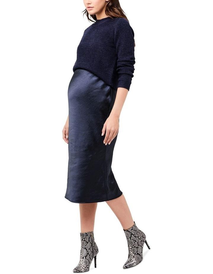 Lexie Satin Skirt image 2