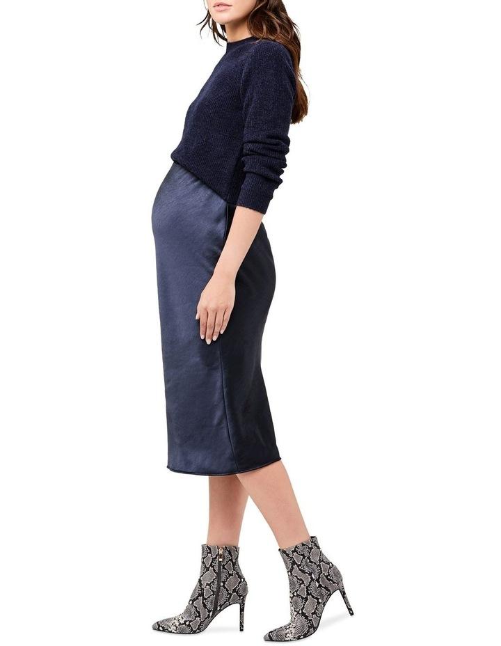 Lexie Satin Skirt image 3