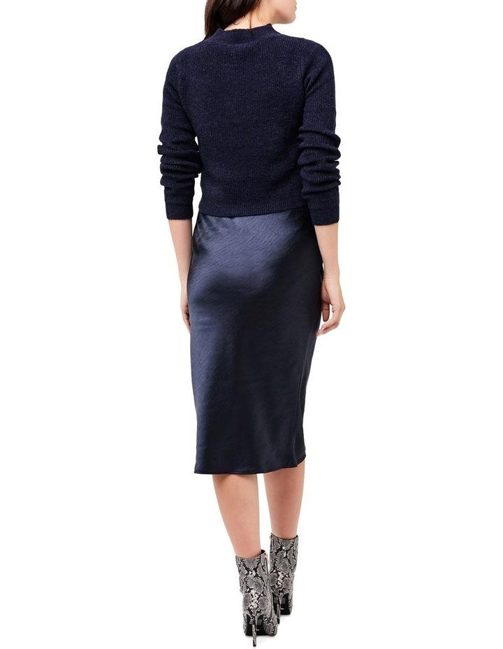 Lexie Satin Skirt image 4