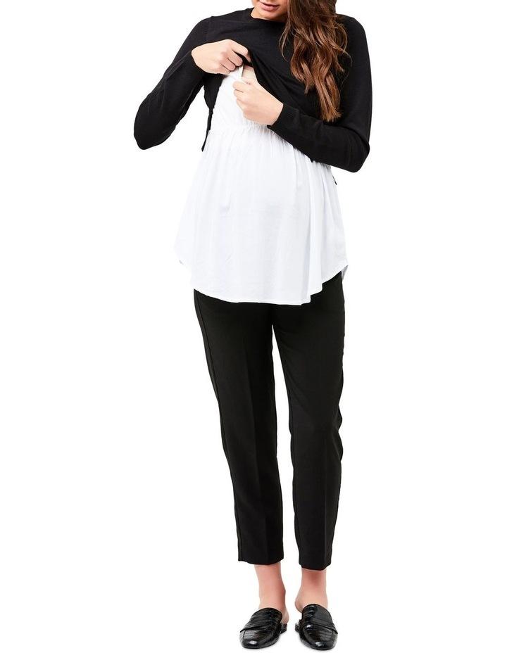 Pia Nursing Knit image 4