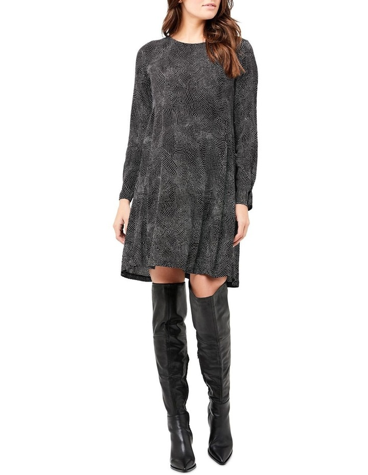 Pip Spot Woven Dress image 1