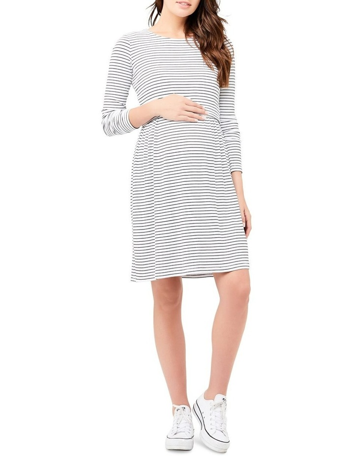 Shelly Crop Top Nursing Dress image 1