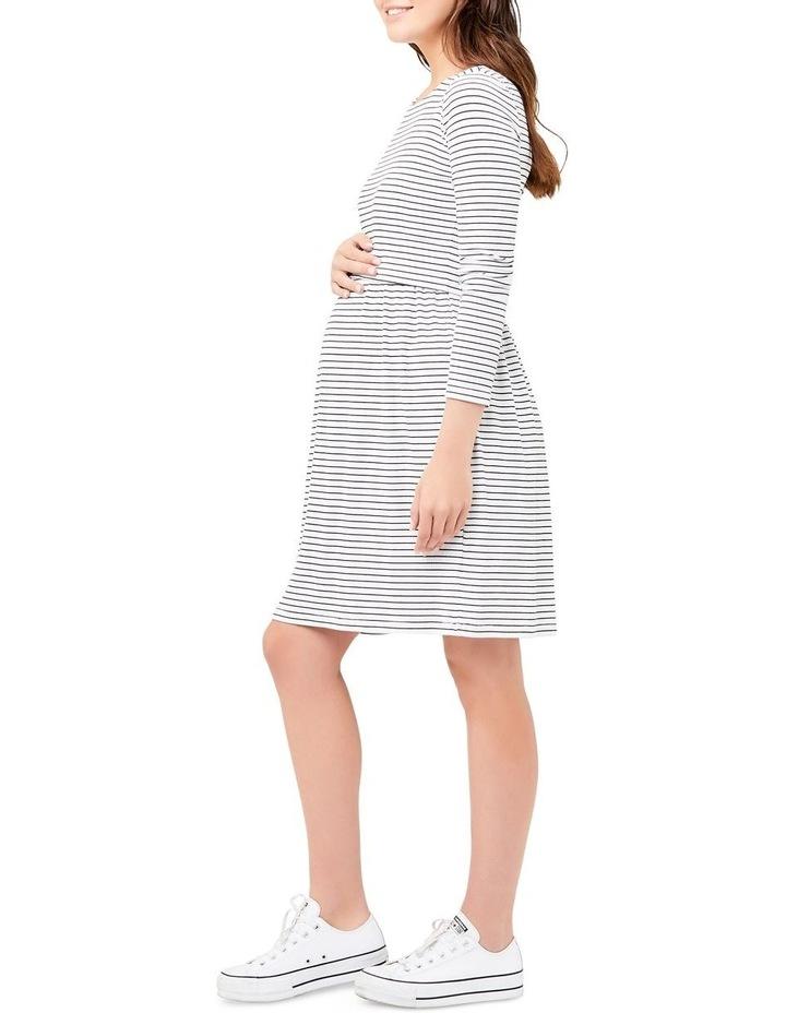 Shelly Crop Top Nursing Dress image 2