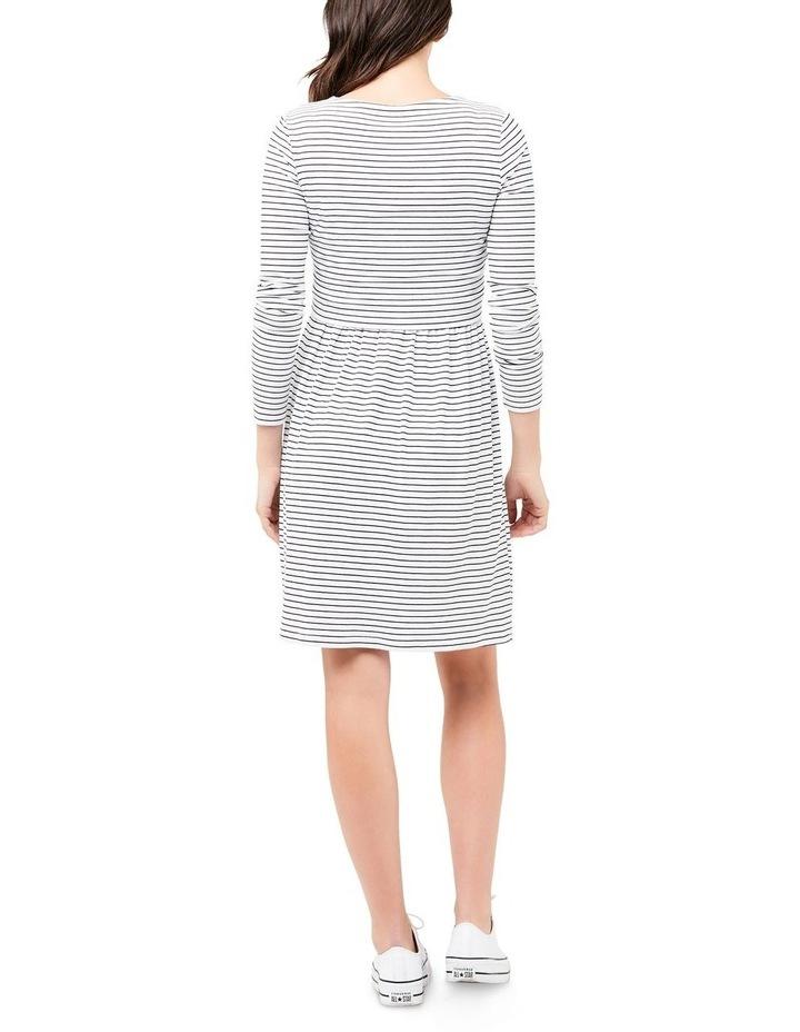 Shelly Crop Top Nursing Dress image 3