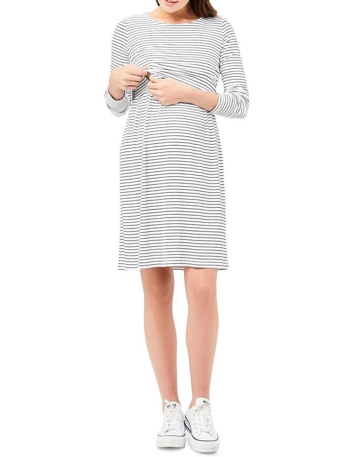 Shelly Crop Top Nursing Dress image 4