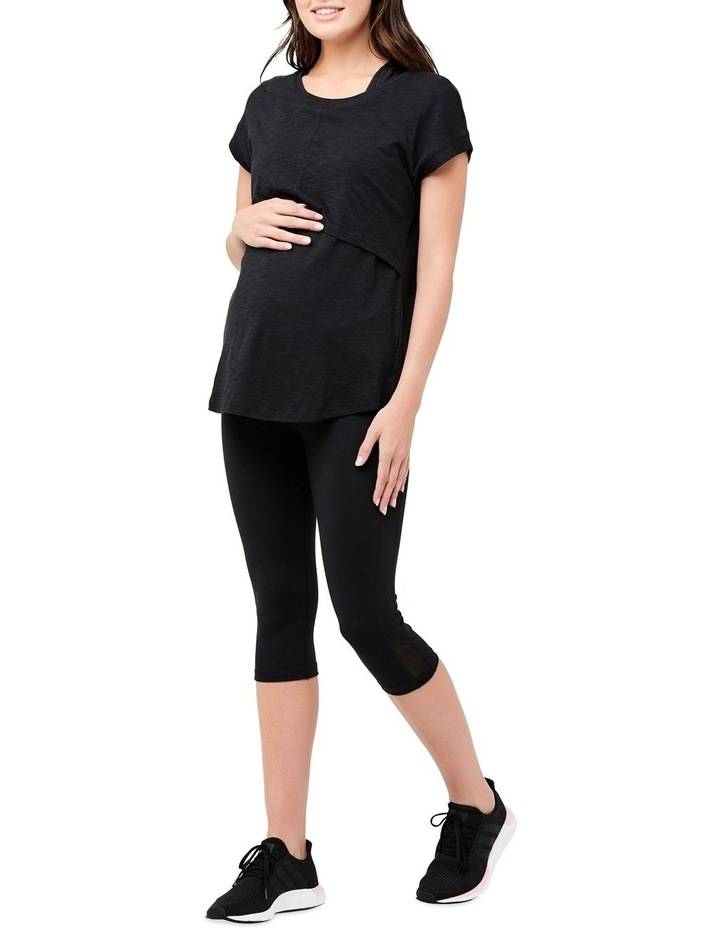 Active Over Tummy Knee Legging image 1