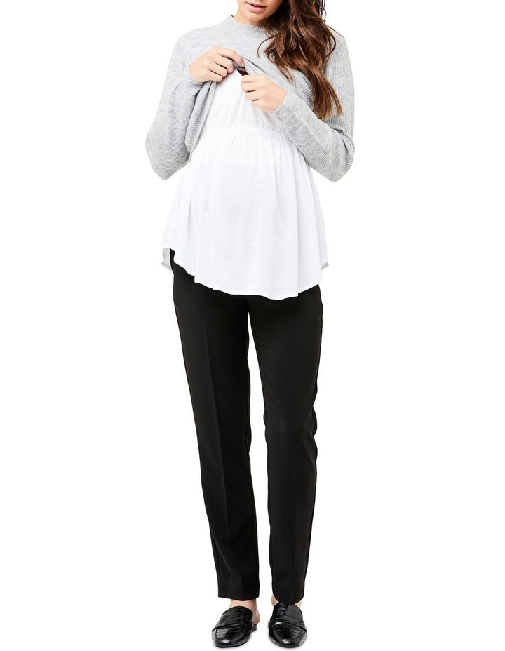 Mandy Detachable Nursing Knit image 3