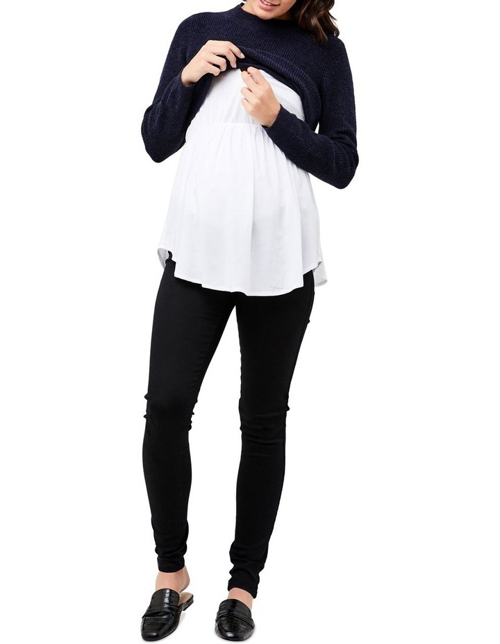 Mandy Detachable Nursing Knit image 4
