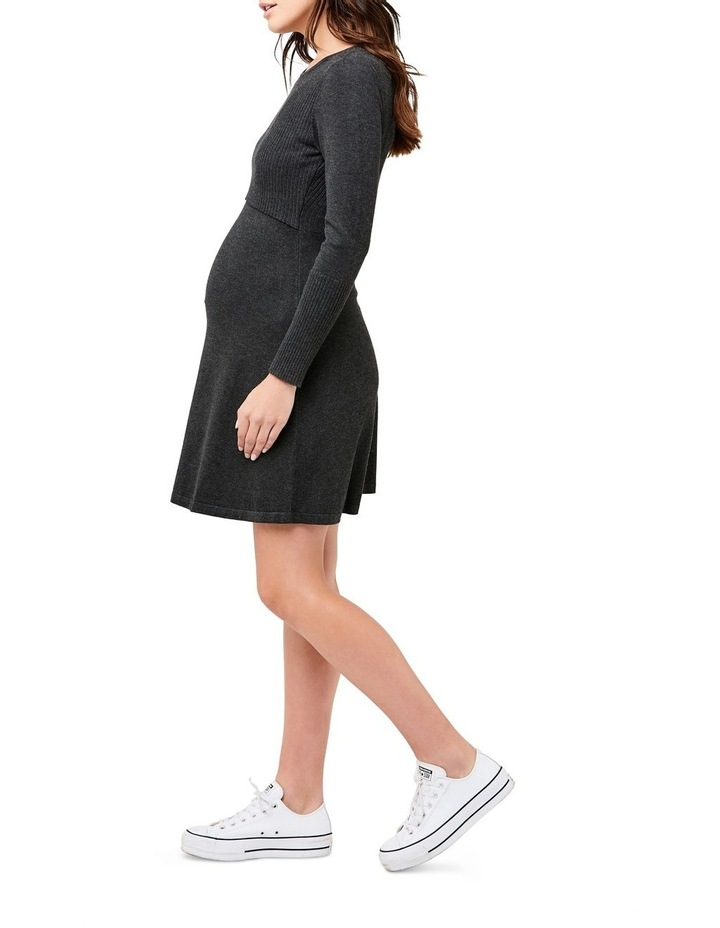 Molly Knit Nursing Dress image 2