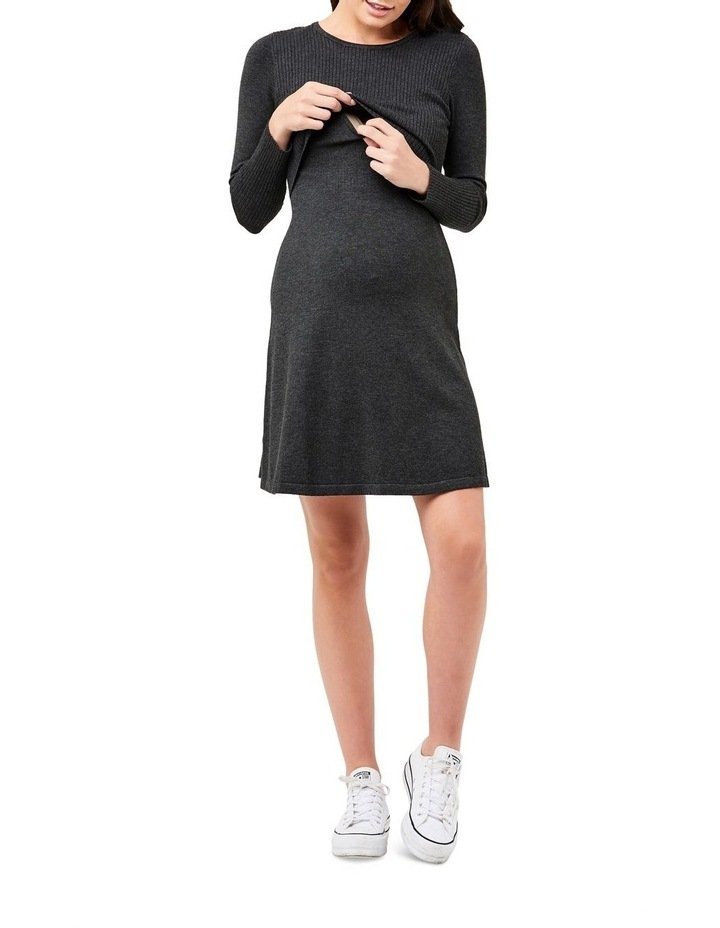 Molly Knit Nursing Dress image 4