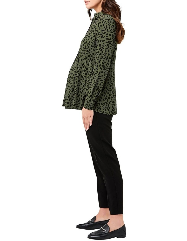 Savannah Peplum Shirt image 2