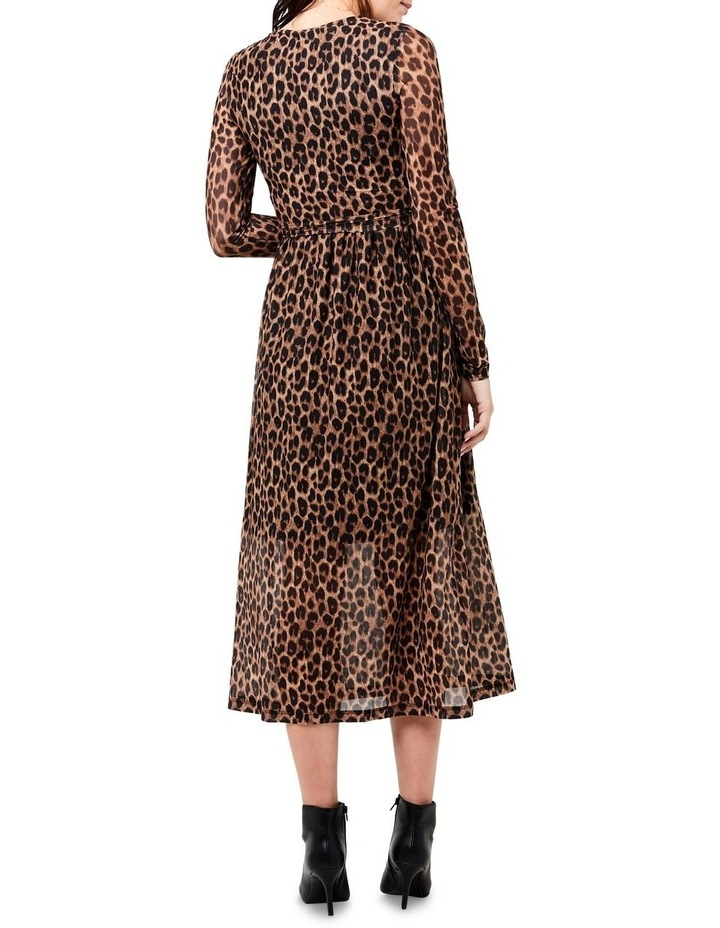Tabby Crop Top Nursing Dress image 3