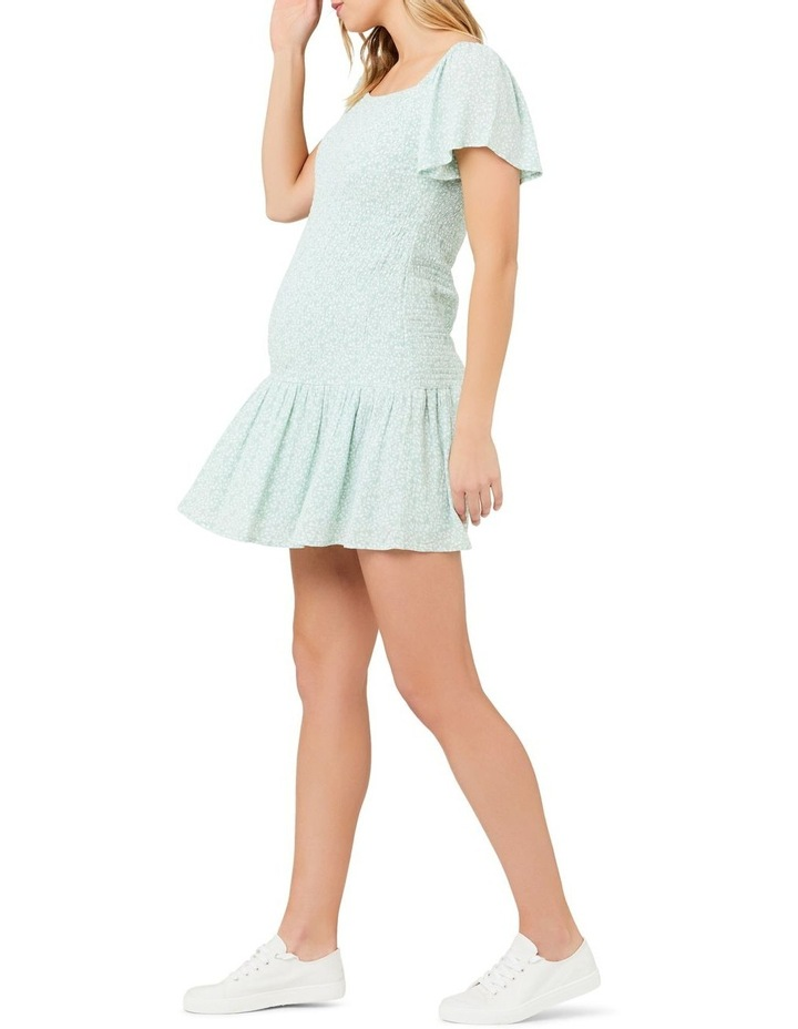 Betsie Shirred Dress image 3
