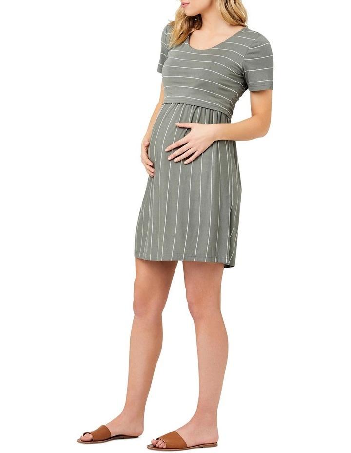 Crop Top Nursing Dress image 2