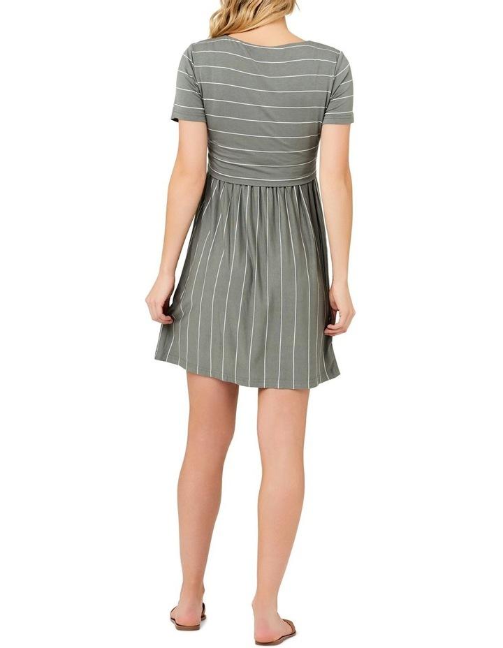 Crop Top Nursing Dress image 3