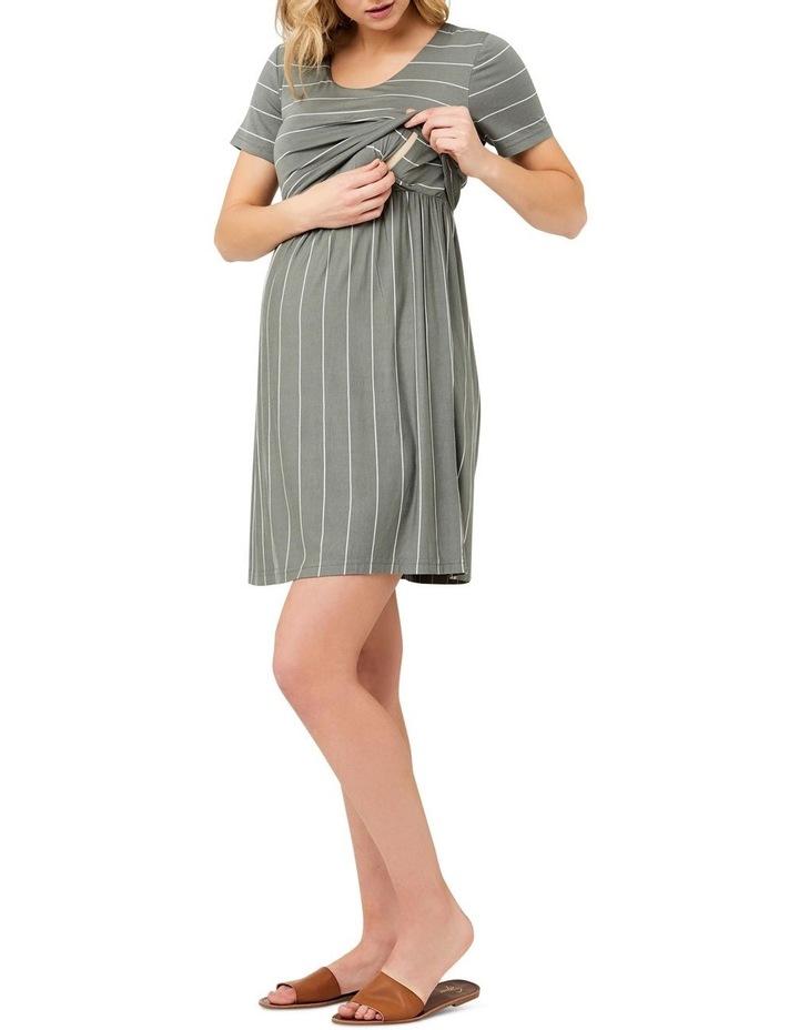 Crop Top Nursing Dress image 4