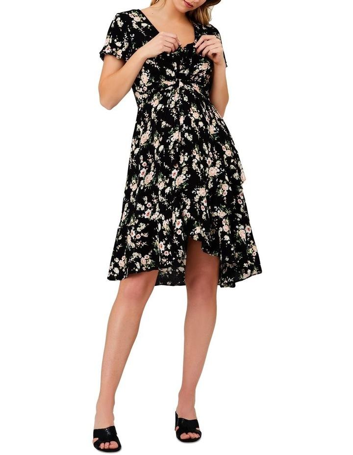 Elora Tie Front Dress image 4