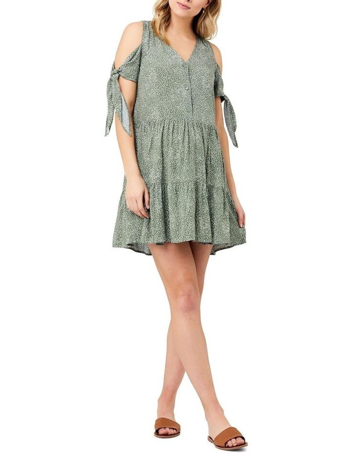 Lottie Tie Sleeve Dress image 1