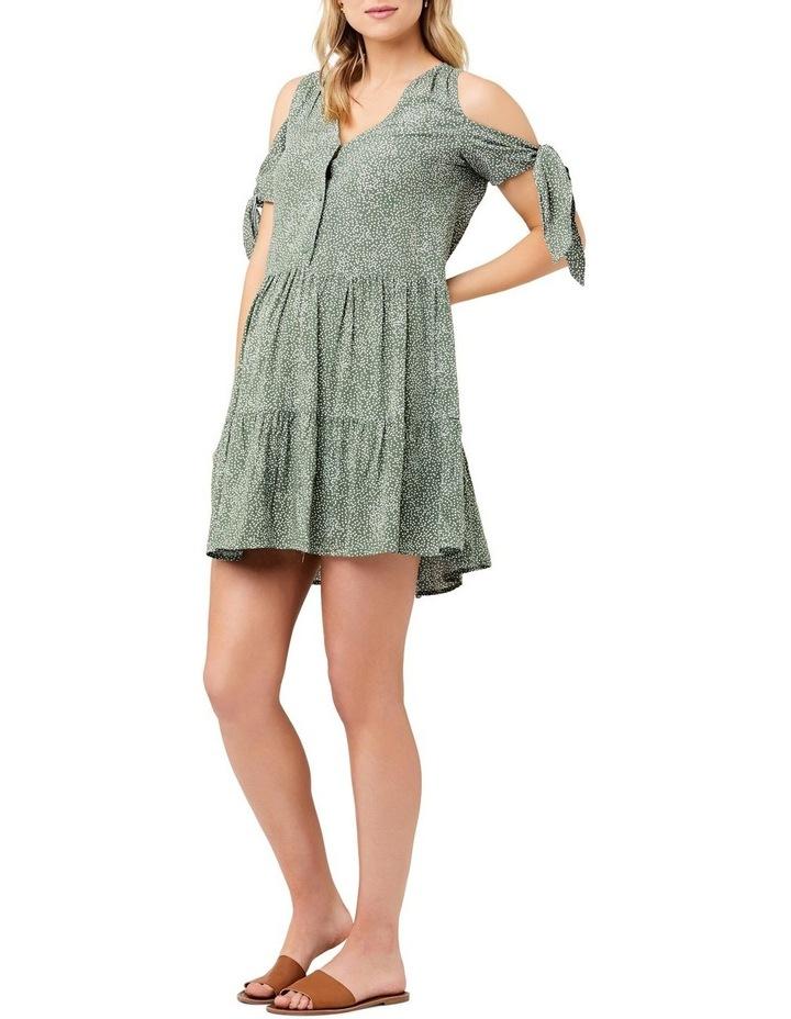 Lottie Tie Sleeve Dress image 2