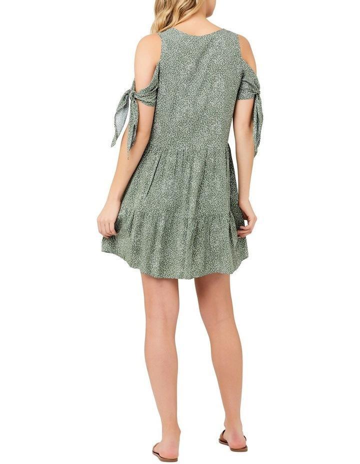 Lottie Tie Sleeve Dress image 3