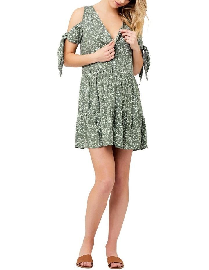 Lottie Tie Sleeve Dress image 4