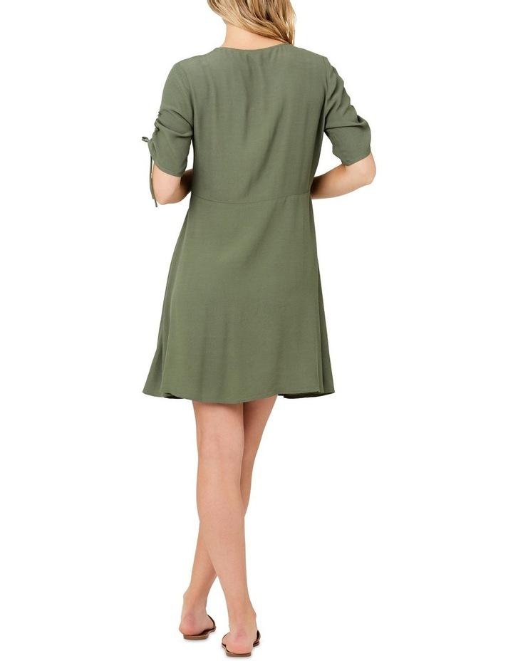 Mae Button Through Dress image 3