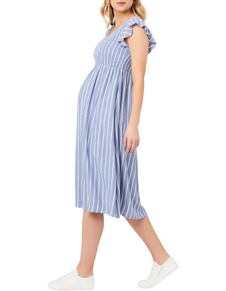 Sofia Shirred Dress image 2