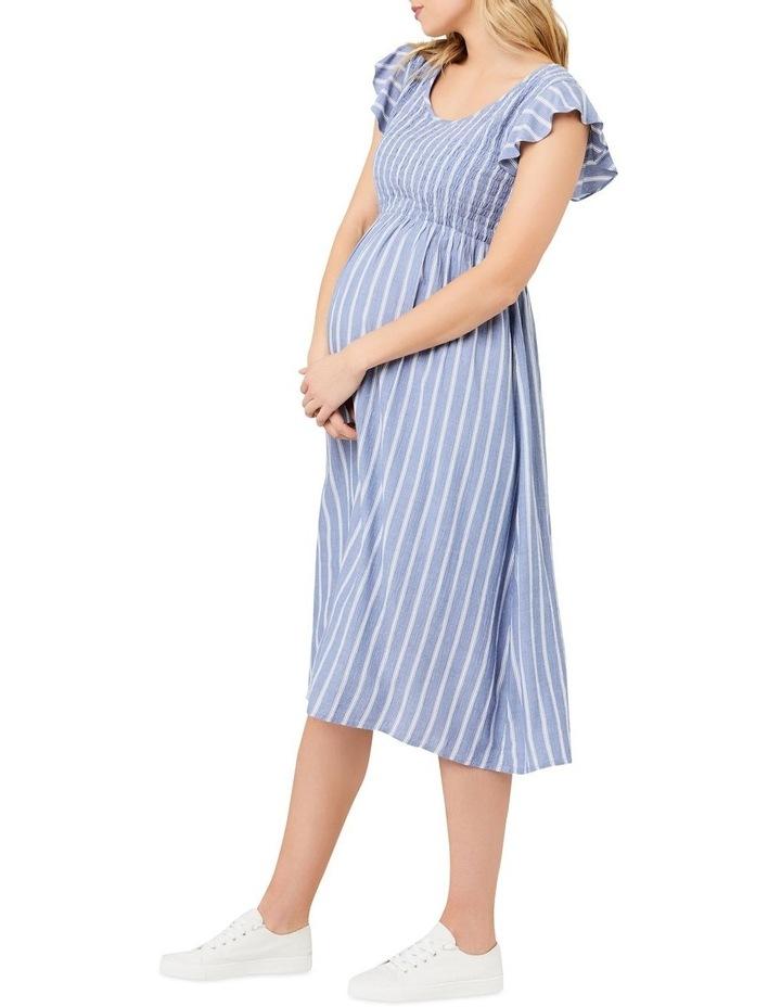Sofia Shirred Dress image 3