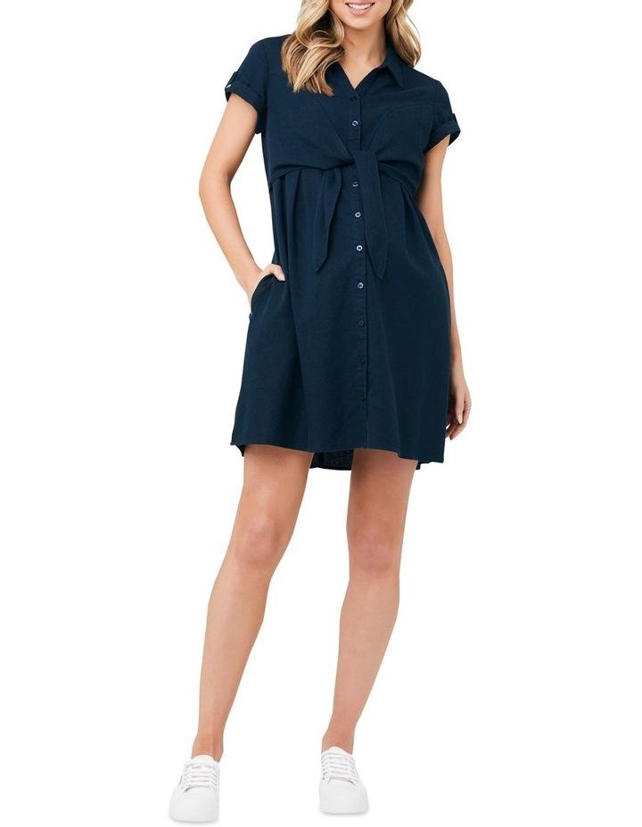 Colette Tie Up Dress image 1