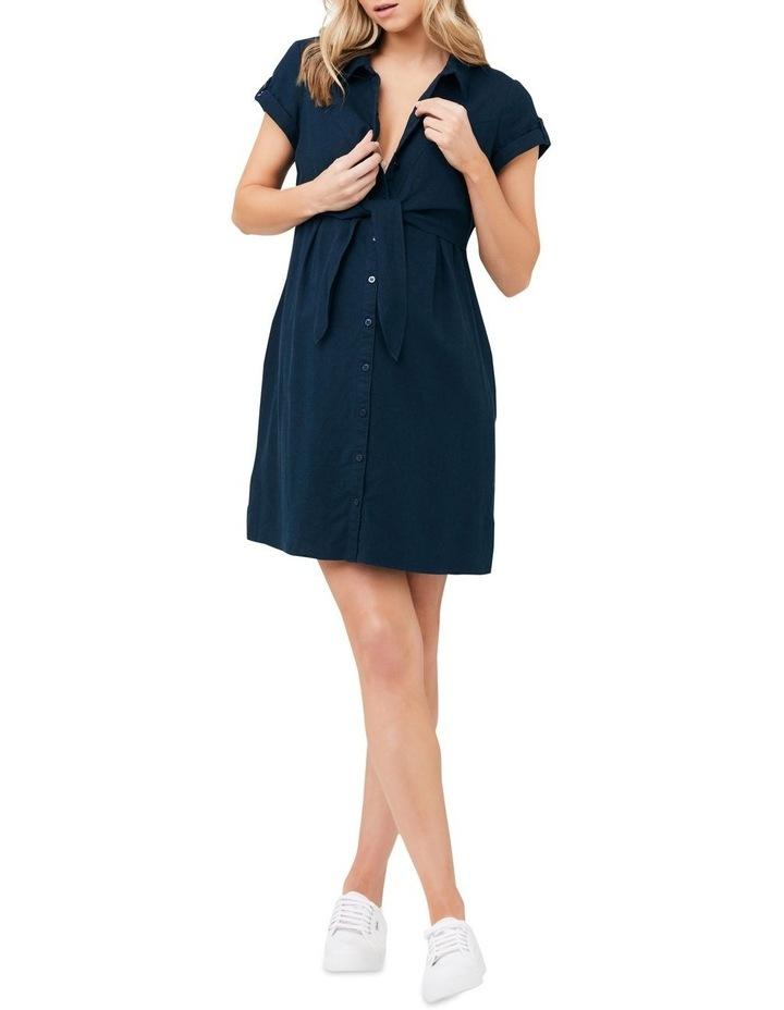 Colette Tie Up Dress image 4