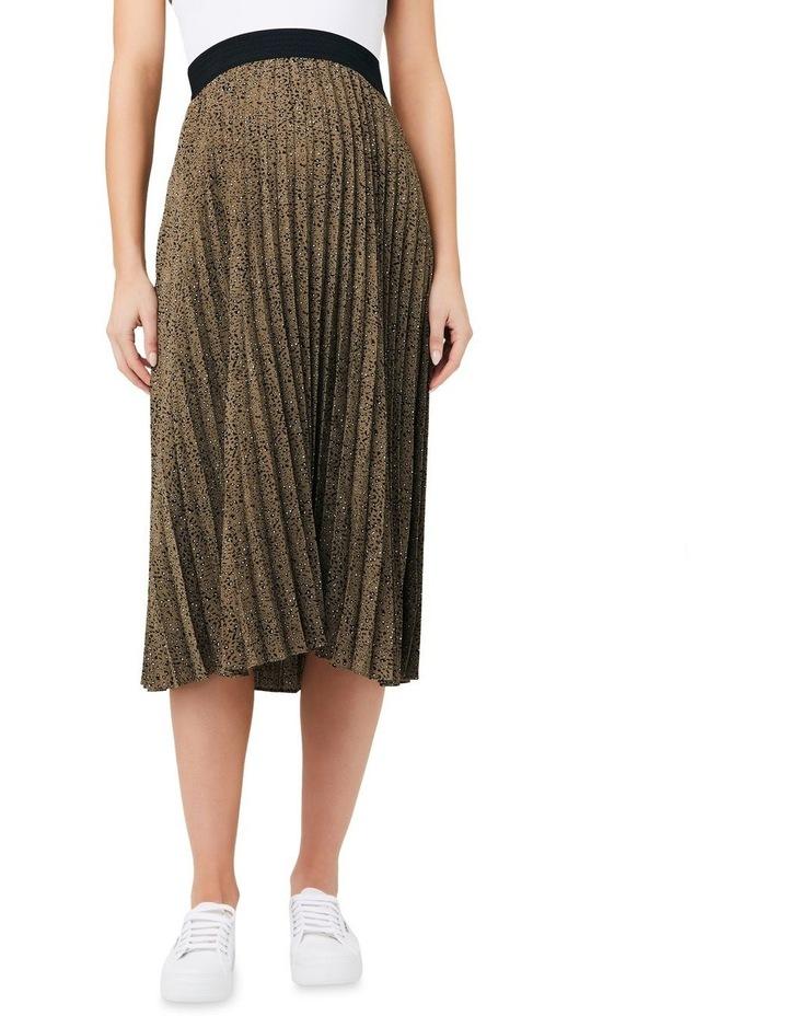 Jenner Pleat Skirt image 1
