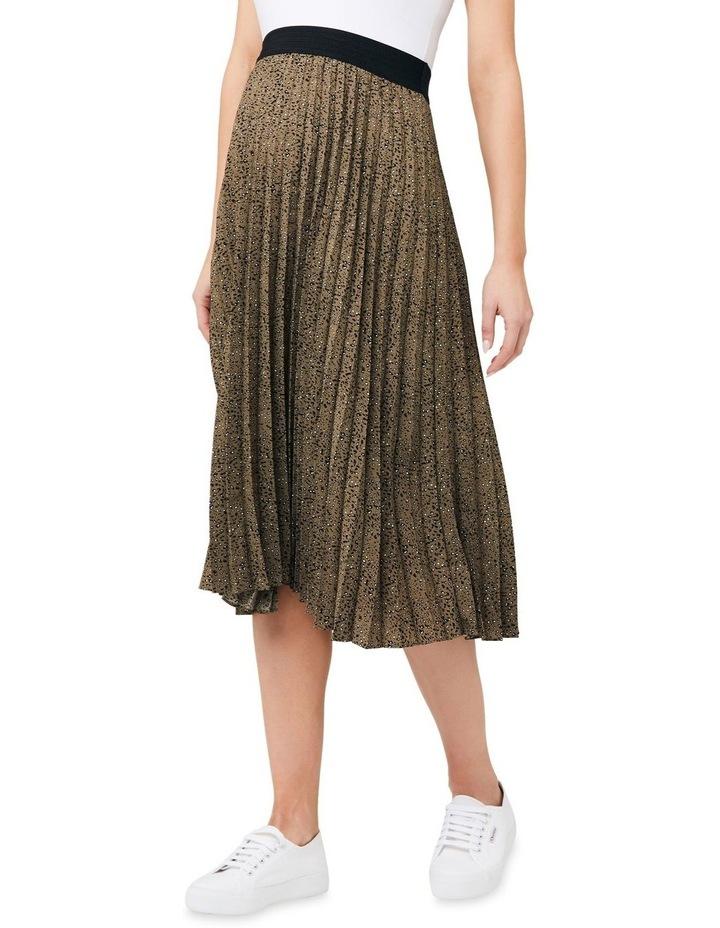 Jenner Pleat Skirt image 2
