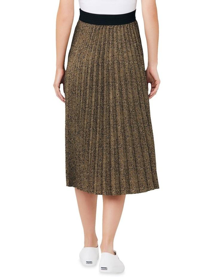 Jenner Pleat Skirt image 3
