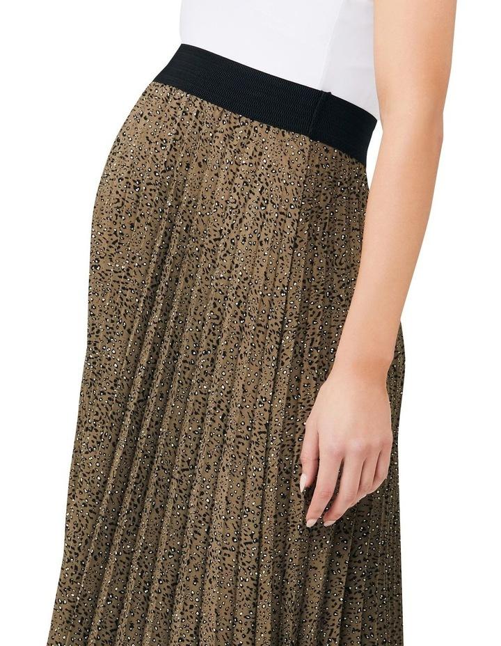 Jenner Pleat Skirt image 4