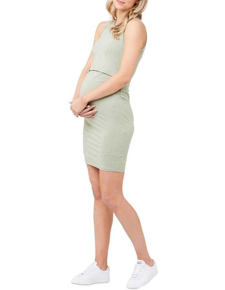Organic Nursing Tank Dress image 2