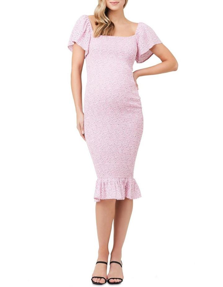 Selma Shirred Dress image 1