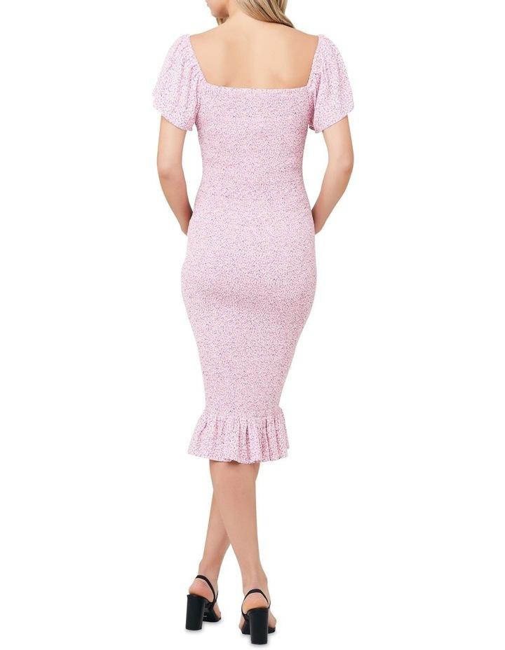 Selma Shirred Dress image 4