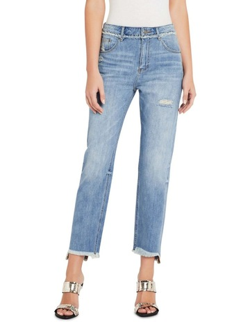 1bfa0cec166 Sass   Bide Straight Back Down Jean