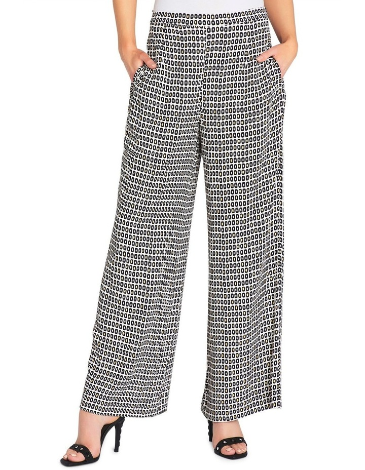 The Cut Wide Leg Pant image 1
