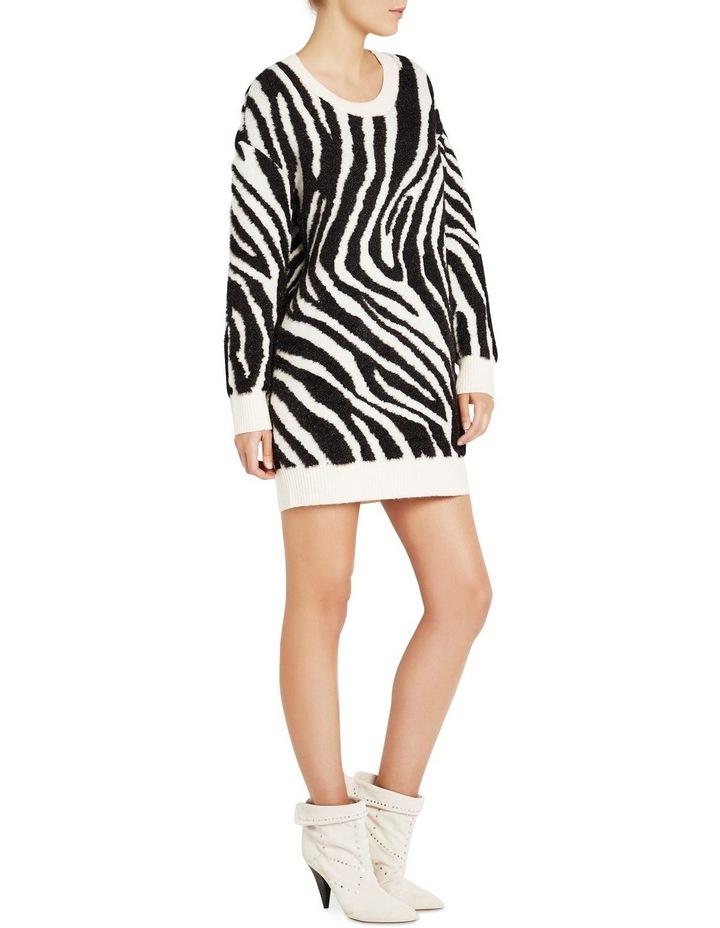 Mind Reader Chunky Knit Dress image 2