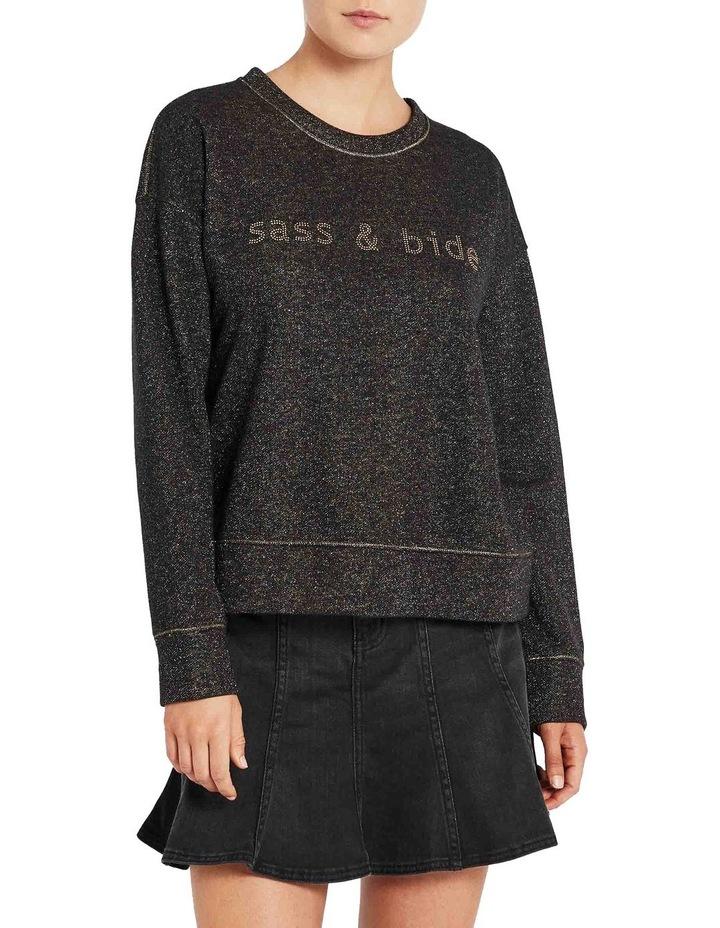 Cosmic Divine Sweater image 1