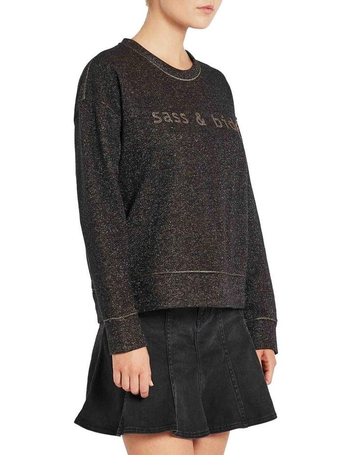 Cosmic Divine Sweater image 2