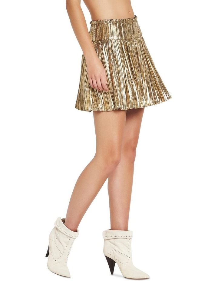 Atomic Gold Skirt image 2