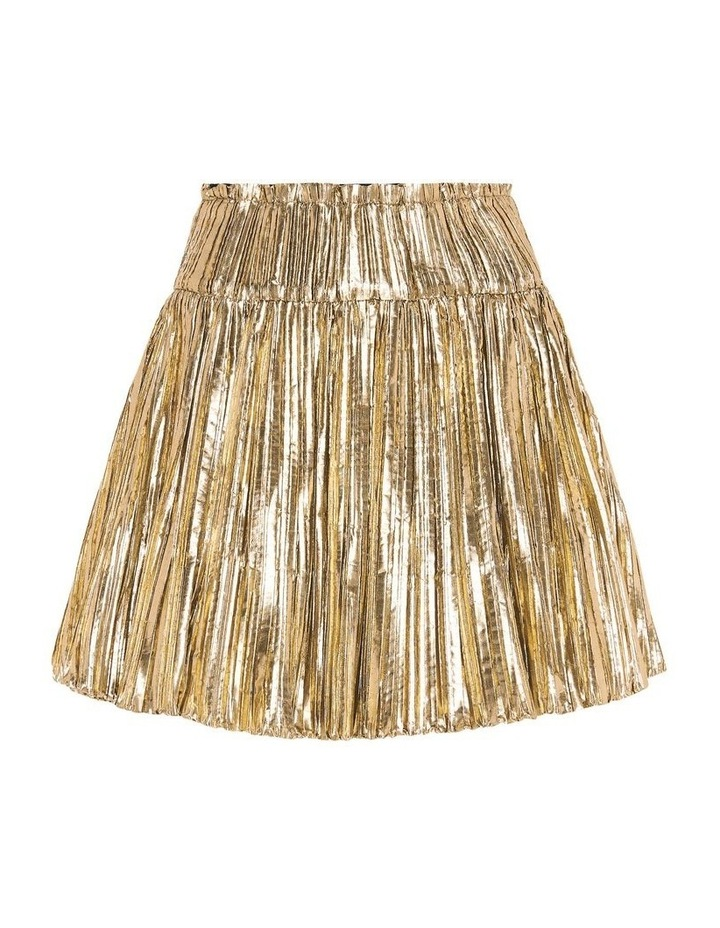 Atomic Gold Skirt image 5