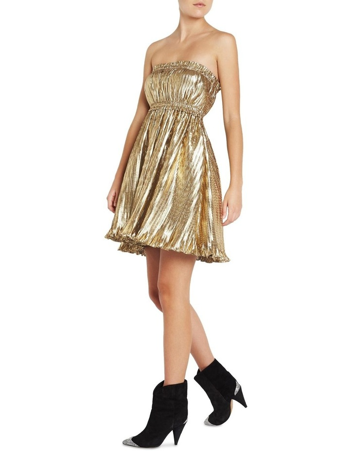 Atomic Gold Dress image 2