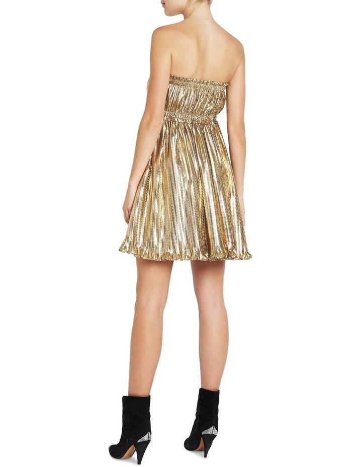 Atomic Gold Dress image 3
