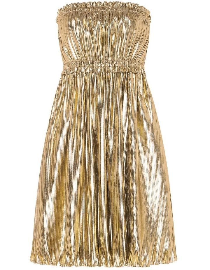 Atomic Gold Dress image 4