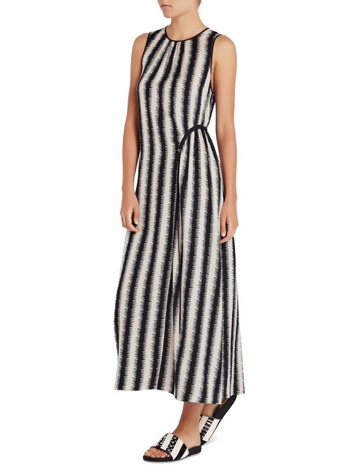 Zig Zag Stripe Dress image 2